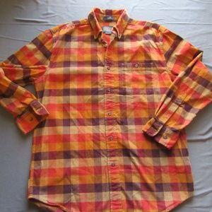 Pendleton Wayne Button Down Corduroy Shirt